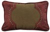 WS4287P6 - Chenille Oblong Pillow - Western Bedding by HiEnd Accents