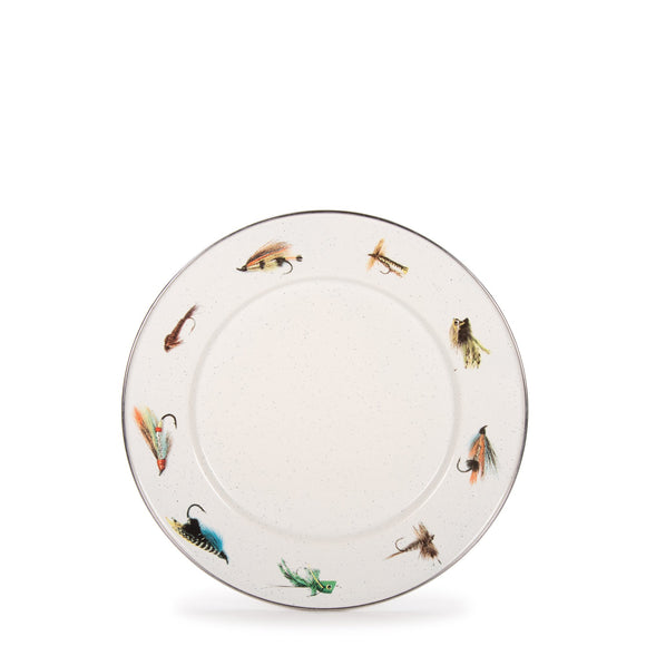 FF11S4 - Set of 4 - Fishing Fly - Sandwich Plates