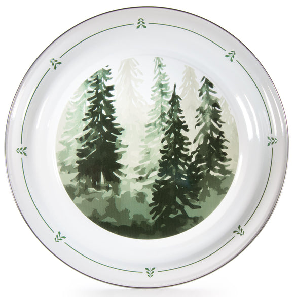 FT01- Forest Glen Pattern - Large Serving Tray
