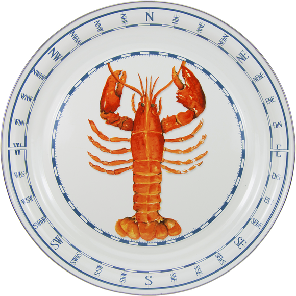 LS01 Lobster Large Serving Tray