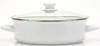 WW79 White on White Small Saute Pan