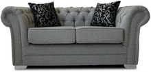 Load image into Gallery viewer, Classic Chesterfield 2 Seater Sofa