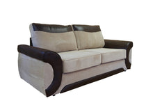 Load image into Gallery viewer, Colorado 3 Seater Formal Back Sofa Bed