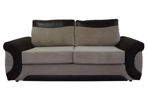 Colorado 3 Seater Formal Back Sofa Bed