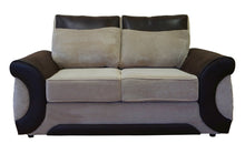 Load image into Gallery viewer, Colorado 3 Seater & 2 Seater Formal Back Sofa Set