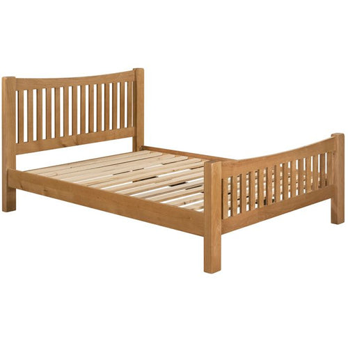 TURIN RANGE BED. DOUBLE, KING SIZE