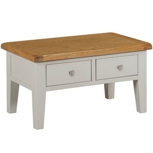 LUCY RANGE. coffee table with drawers
