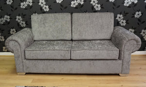 Angelica 3 Seater Formal Back Sofa