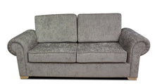 Load image into Gallery viewer, Angelica 3 Seater Formal Back Sofa Bed