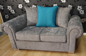 Angelica 2 Seater Pillow Back Sofa