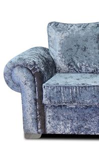 Angelica Glitz crushed velvet Chair