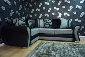 Starlet Left Hand Facing Corner Sofa