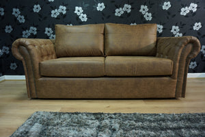 Chester 3 Seater Formal Back Sofa