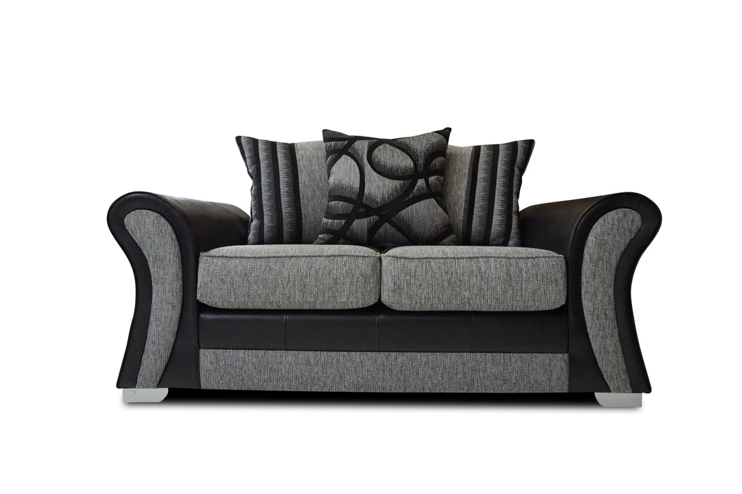 Starlet 2 Seater Pillow Back Sofa