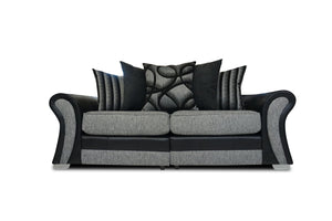 Starlet 3 Seater Pillow Back Sofa
