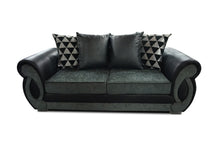 Load image into Gallery viewer, Chloe Cobra 3 Seater Pillow Back Sofa