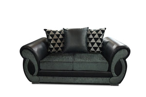 Chloe Cobra 2 Seater Pillow Back Sofa