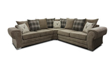 Load image into Gallery viewer, Verona 2A2  Large Corner Sofa