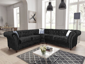 Derby Chesterfield 2C2 Corner Sofa