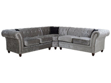 Load image into Gallery viewer, Derby Chesterfield 2C2 Corner Sofa