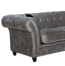 Load image into Gallery viewer, Derby Chesterfield 3 Seater & 2 Seater Sofa Set