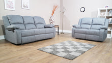 Load image into Gallery viewer, Fabio Recliner Sofa Set