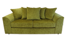 Load image into Gallery viewer, Ashley 3 Seater Sofa Bed