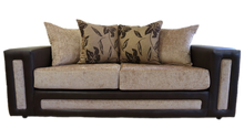 Load image into Gallery viewer, Calgary 3 Seater Pillow Back Sofa