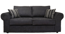 Load image into Gallery viewer, Cassidy 3 Seater Sofa Bed
