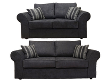 Load image into Gallery viewer, Cassidy 3 Seater & 2 Seater Sofa Set