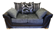 Load image into Gallery viewer, Lush Chenille 2 Seater Pillow Back Sofa