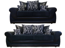 Load image into Gallery viewer, Kirk 3 Seater & 2 Seater Sofa Set