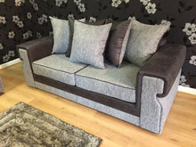Load image into Gallery viewer, Turin 3 Seater Pillow Back Sofa