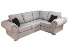 Load image into Gallery viewer, St Andrews (Stallion) Right Hand Formal Back Corner Sofa