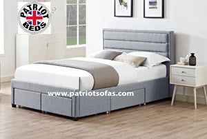 The Patriot Bed