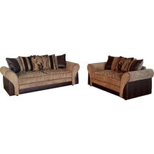 Load image into Gallery viewer, Amelia 3 Seater & 2 Seater Sofa Set