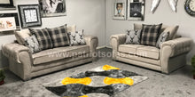 Load image into Gallery viewer, Patriot Verona 3 Seater & 2 Seater Pillow Back Sofa Set