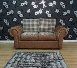 St Andrews Luxury 2 Seater Formal Back Sofa