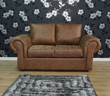 Load image into Gallery viewer, St Andrews Luxury 2 Seater Formal Back Sofa