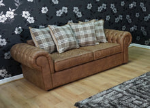 Load image into Gallery viewer, St Andrews Luxury 3 Seater Pillow Back Sofa