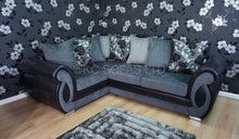 Load image into Gallery viewer, Chloe Left Hand Pillow Back Corner Sofa (Exclusive)