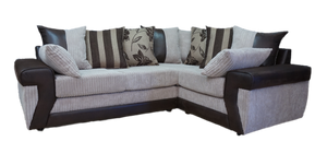 Lavish Right Hand Corner Sofa
