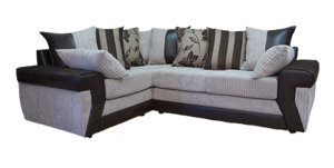 Lavish Left Hand Corner Sofa