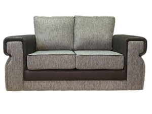 Turin 2 Seater Formal Back Sofa