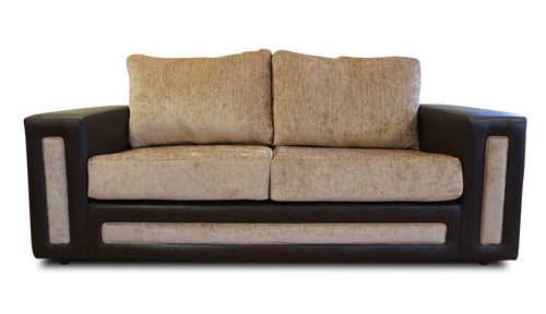 Calgary 3 Seater Formal Back Sofa