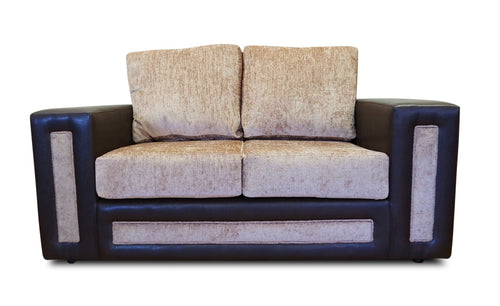Calgary 2 Seater Formal Back Sofa