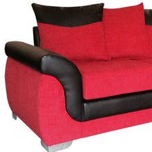 Load image into Gallery viewer, Jazz 3 Seater & 2 Seater Pillow Back Sofa Set