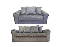 Load image into Gallery viewer, Barca 3 Seater & 2 Seater Sofa Set