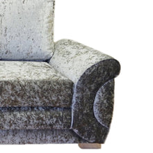 Load image into Gallery viewer, Colorado Glitz Crushed Velvet Chair