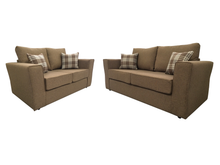 Load image into Gallery viewer, Venice Arran 3 Seater & 2 Seater Sofa Set